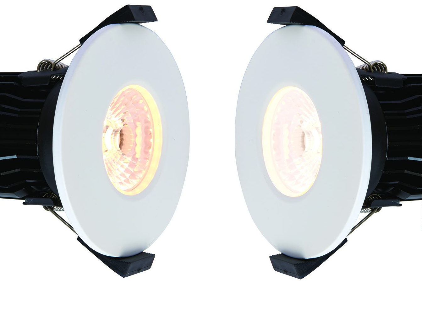 EON Plus LED Fire Rated Downlight range